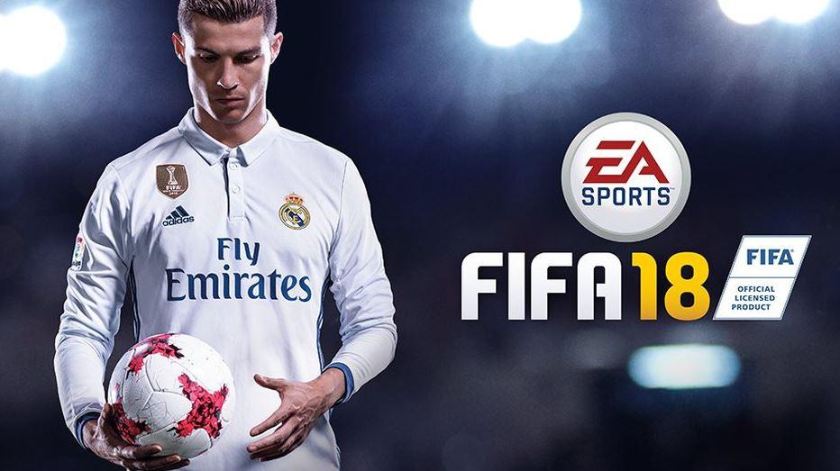 FIFA 18 Header
