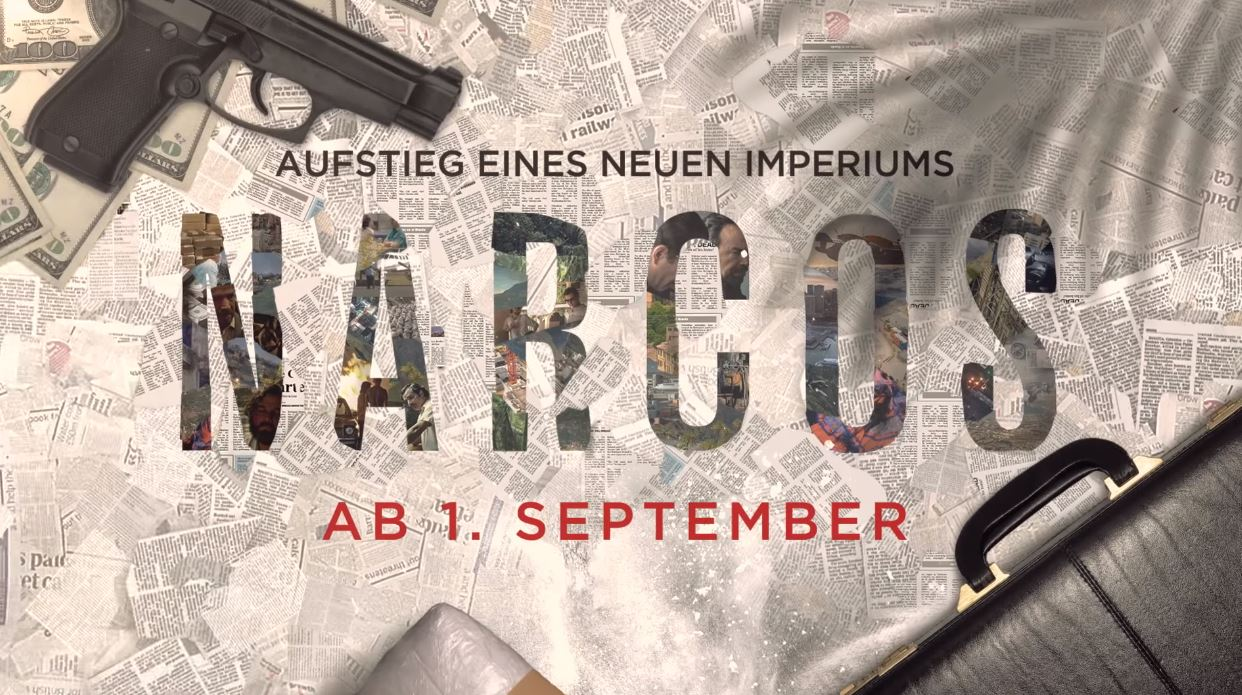 Narcos Staffel 3 Teaser