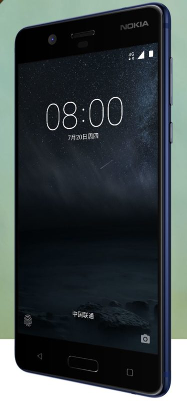 Nokia 8 Leak