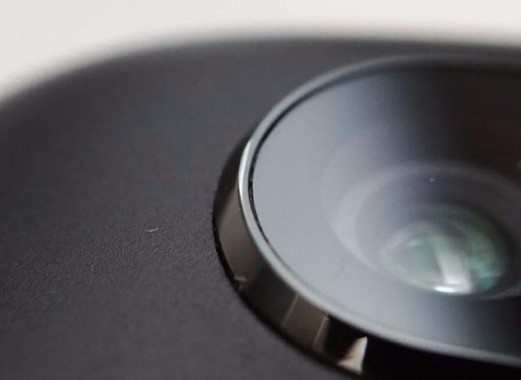 OnePlus 5 Kamera Farbe löst sich