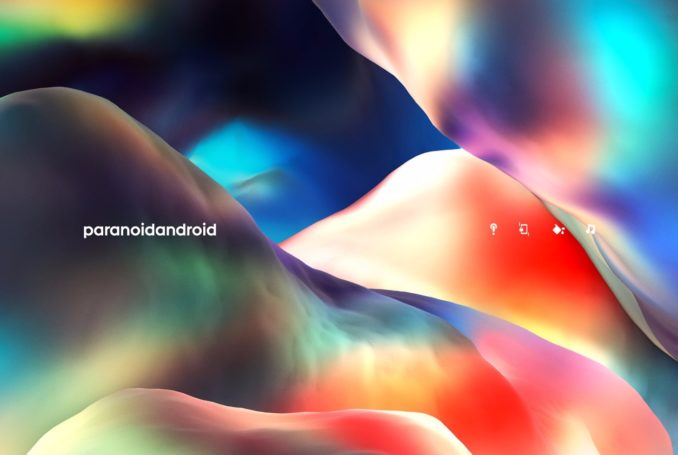 Paranoid Android Header
