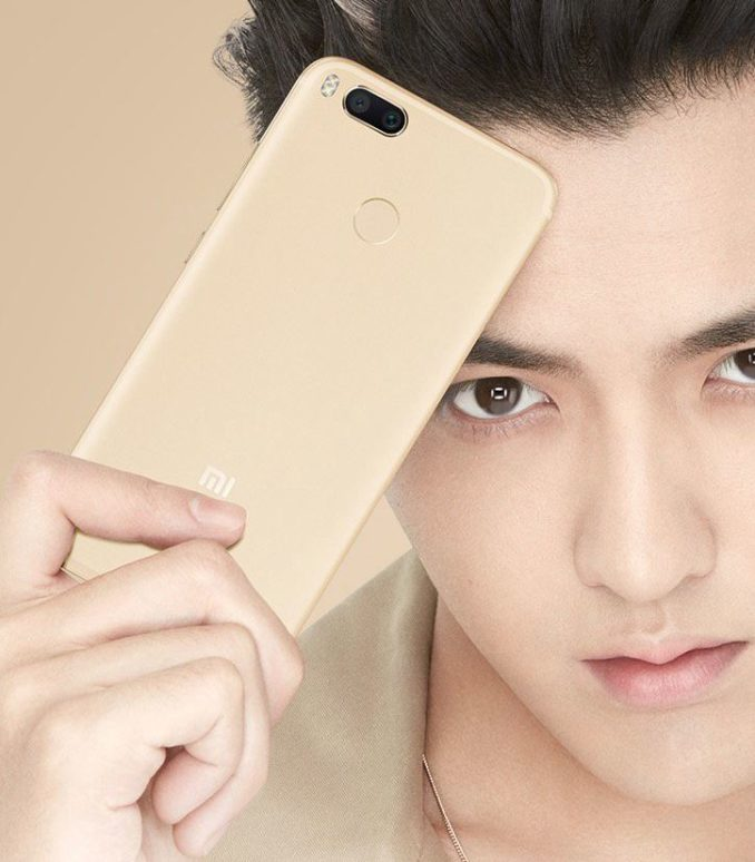 Xiaomi Mi 5x Teaser