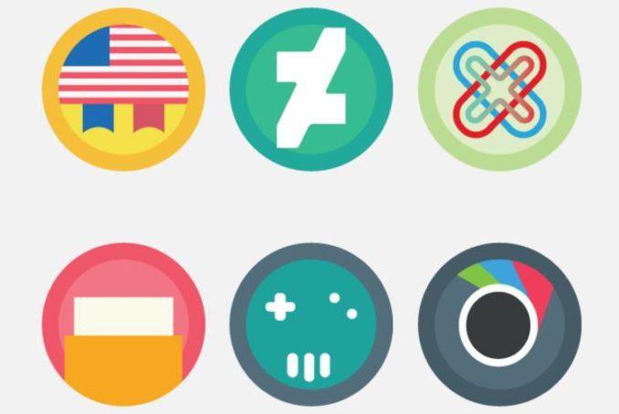 Pixel Infinity Icon pack