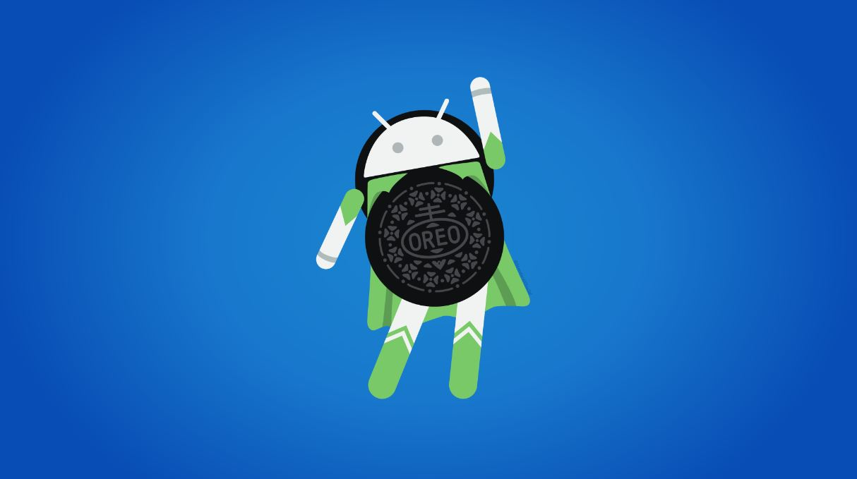Android 8 Oreo Wallpaper Header