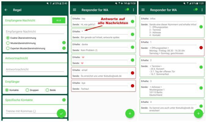AutoResponder WhatsApp