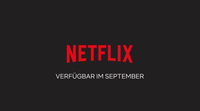 Netflix September Highlights Header