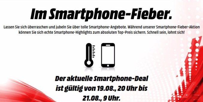 Smartphone-Fieber