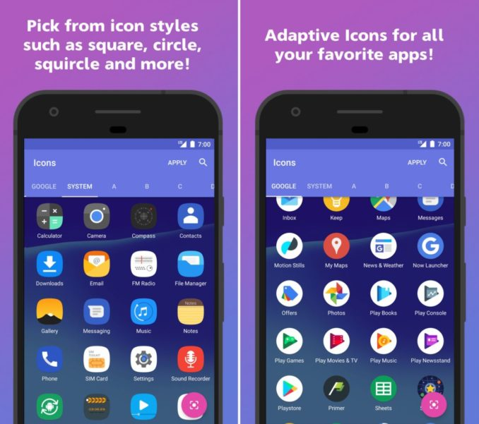 Action Launcher adaptive Icons (2)
