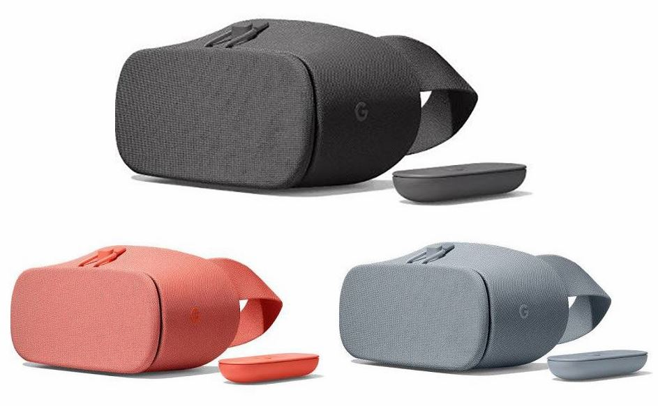Daydream View 2017