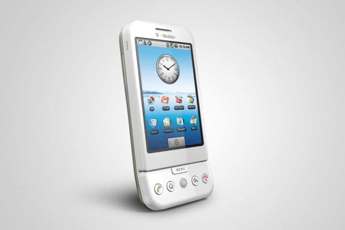 Google G1, HTC Dream