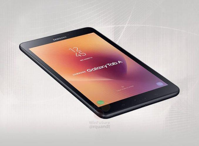 Samsung Galaxy Tab A 2017 Leak