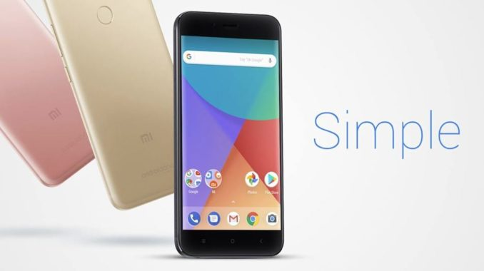 Xiaomi Mi A1: Beta-Test für Android Oreo startet