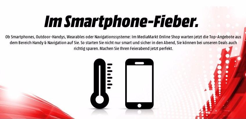 MediaMarkt Smartphone Fieber Header