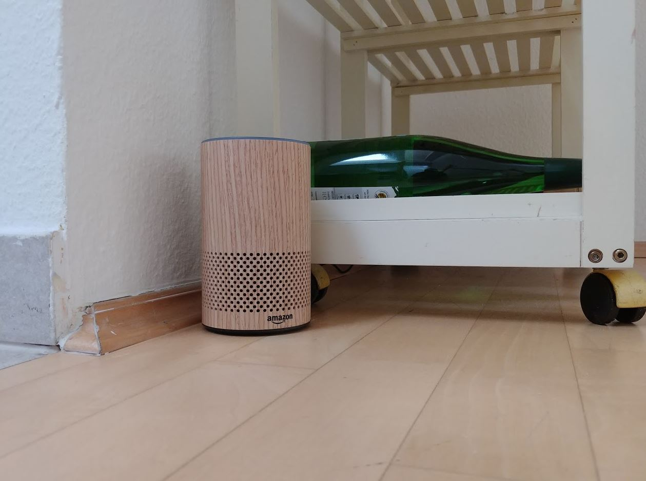 amazon echo 2017 im kurzen test. Black Bedroom Furniture Sets. Home Design Ideas