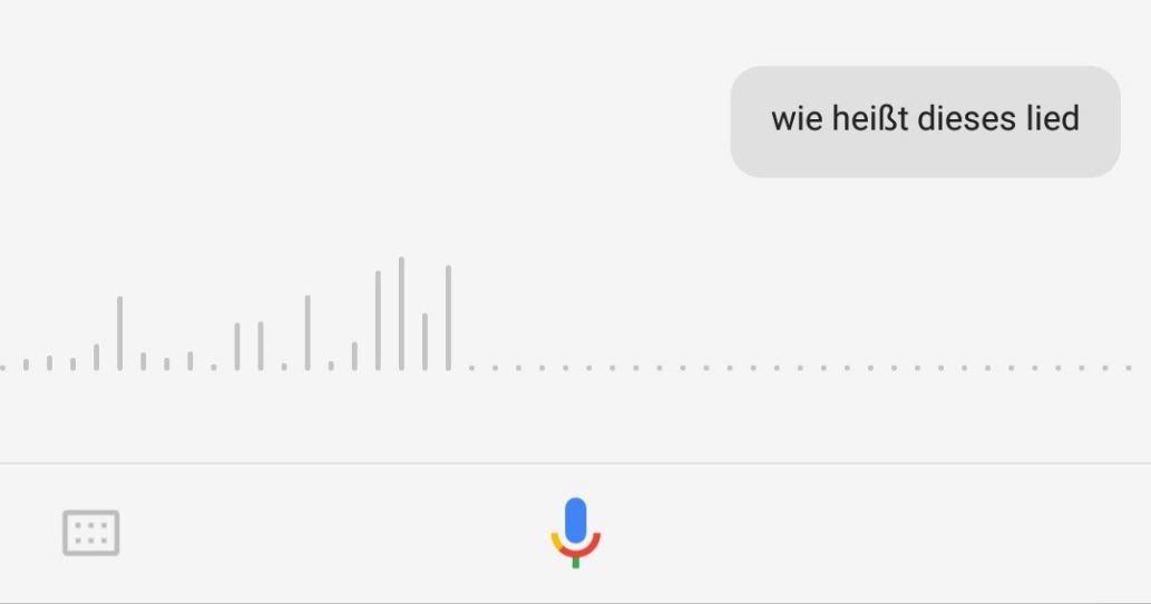 google assistant jetzt wieder mit song erkennung. Black Bedroom Furniture Sets. Home Design Ideas