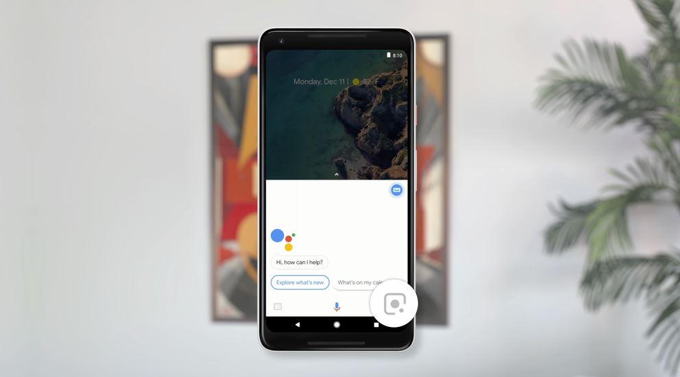 Google Lens im Google Assistant (1) Header
