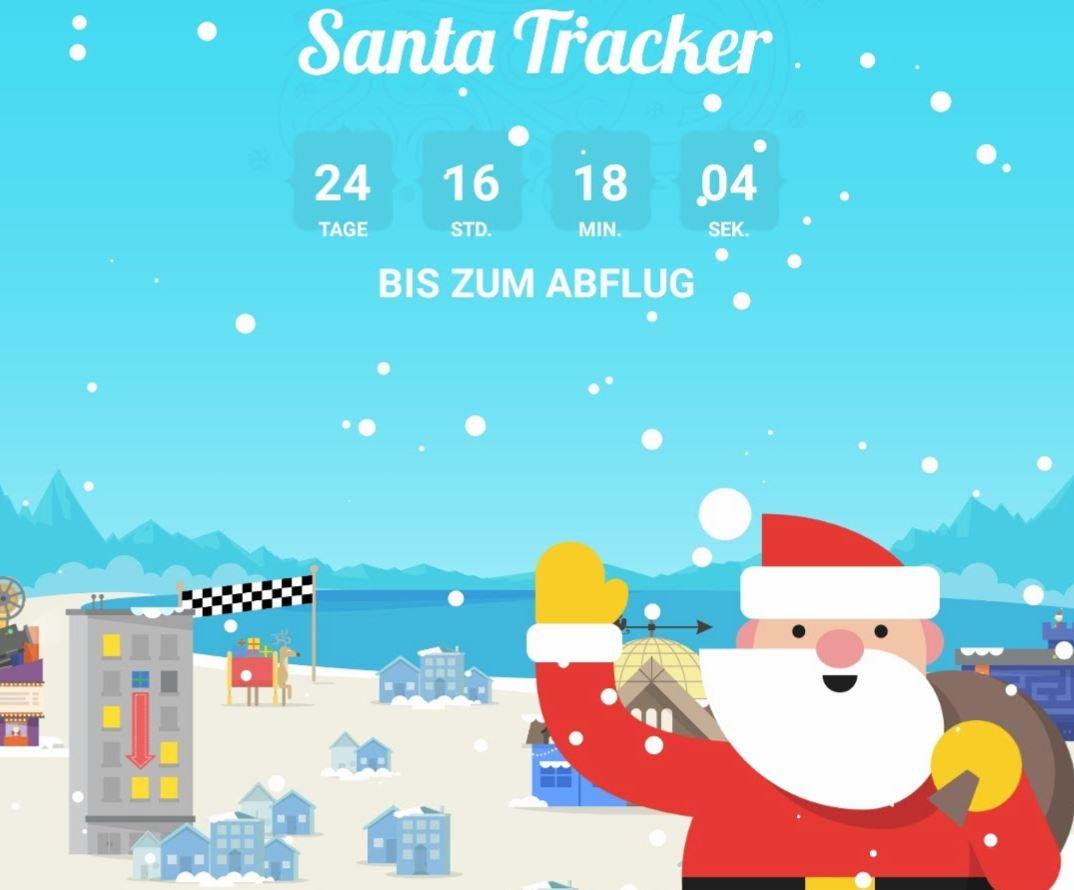 Santa Tracker 2017 Update
