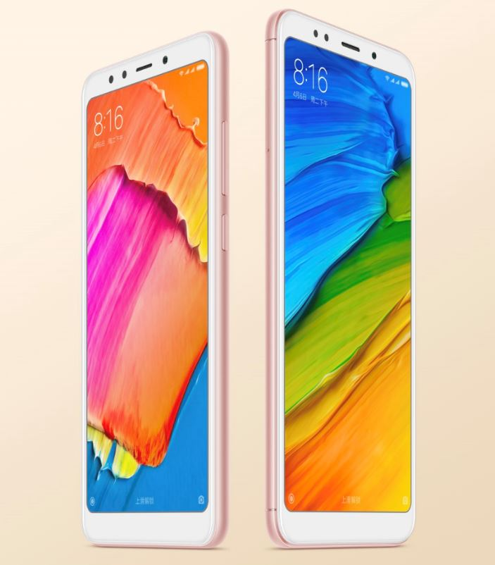 Xiaomi Redmi 5 und 5 Plus Header