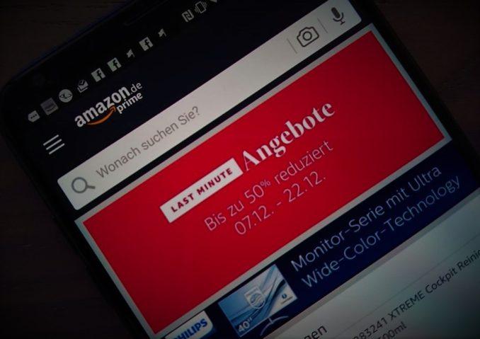 Amazon Last-Minute-Angebote 2017
