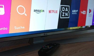 Amazon Netflix Streaming Anbieter Header