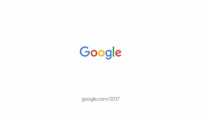 Google veröffentlicht die Suchbegriffe des Jahres 2017