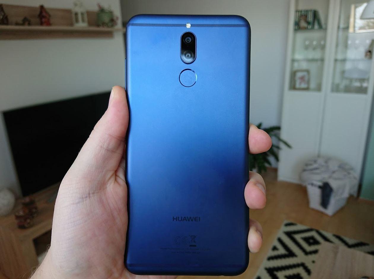 Huawei Mate 10 lite Test