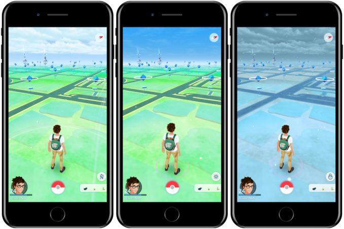 Pokémon Go integriert Echtzeit-Wetter in Spiel