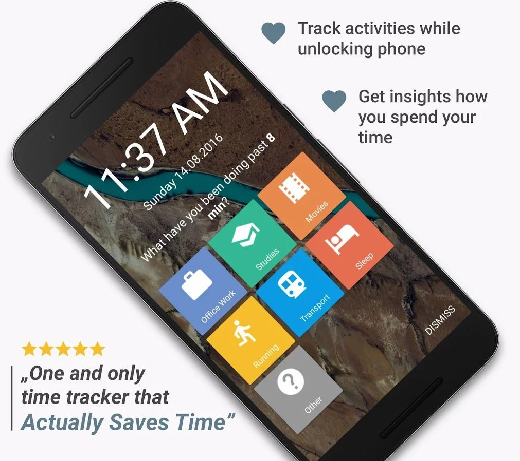 SaveMyTime Android App