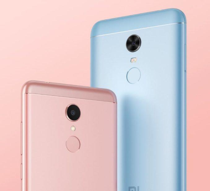 Xiaomi Redmi 5 und 5 Plus Header