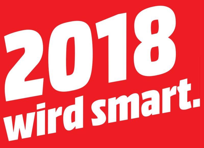 2018 wird smart MediaMarkt Aktion