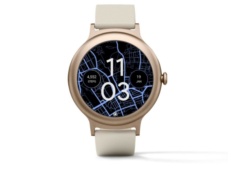 Android Wear 2.9 Header