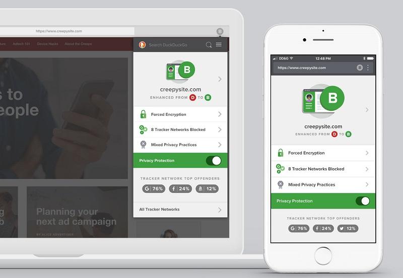 DuckDuckGo Mobile App