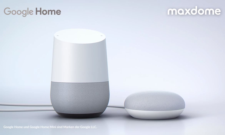 Google Home Maxdome