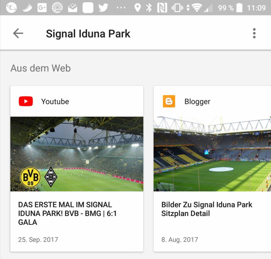 Google Trips Blogger YouTube