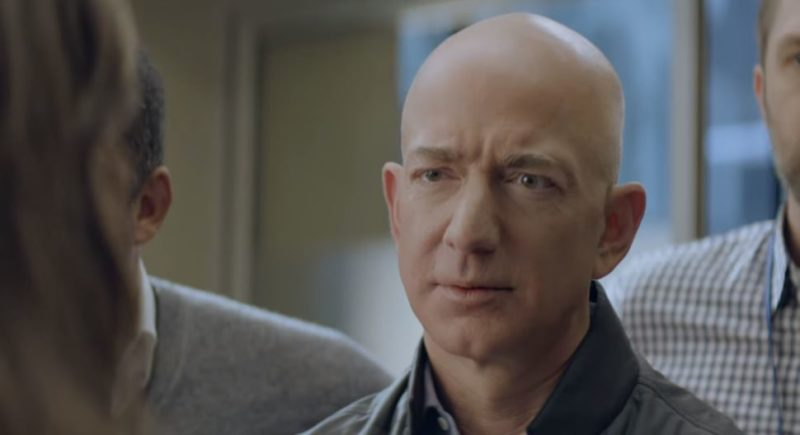 Jeff Bezos Amazon Header