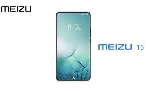 Meizu 15 Plus Render