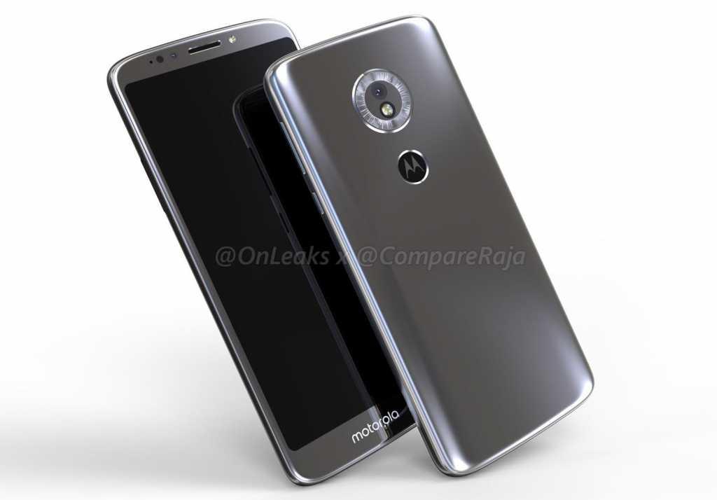 Moto G6 Play Leak