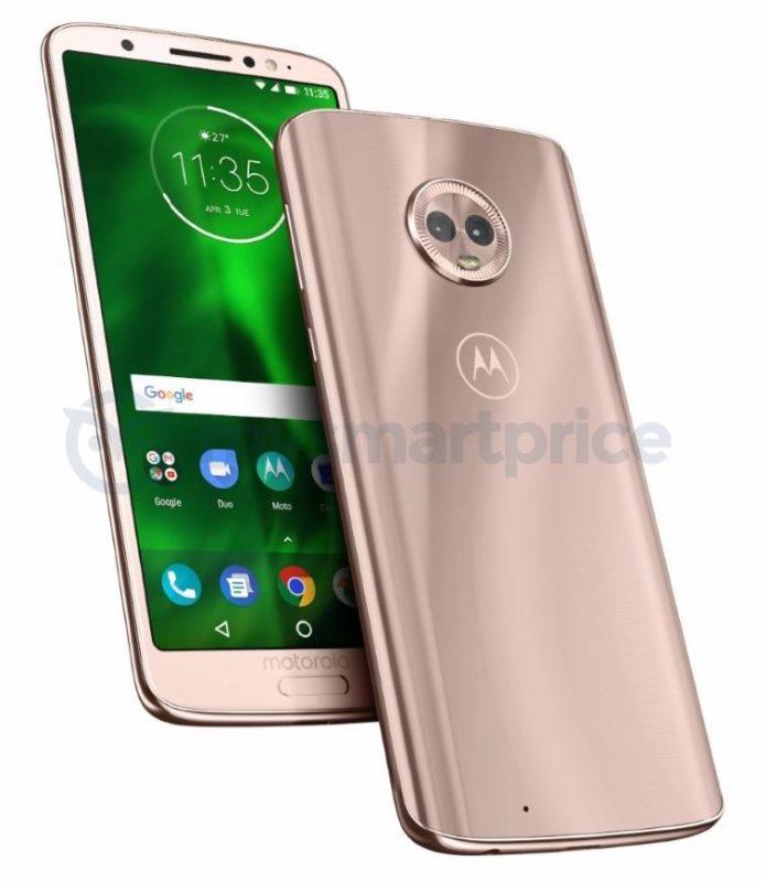 Motorola Moto G6: Gerüchte, Infos, Fotos, technische Daten