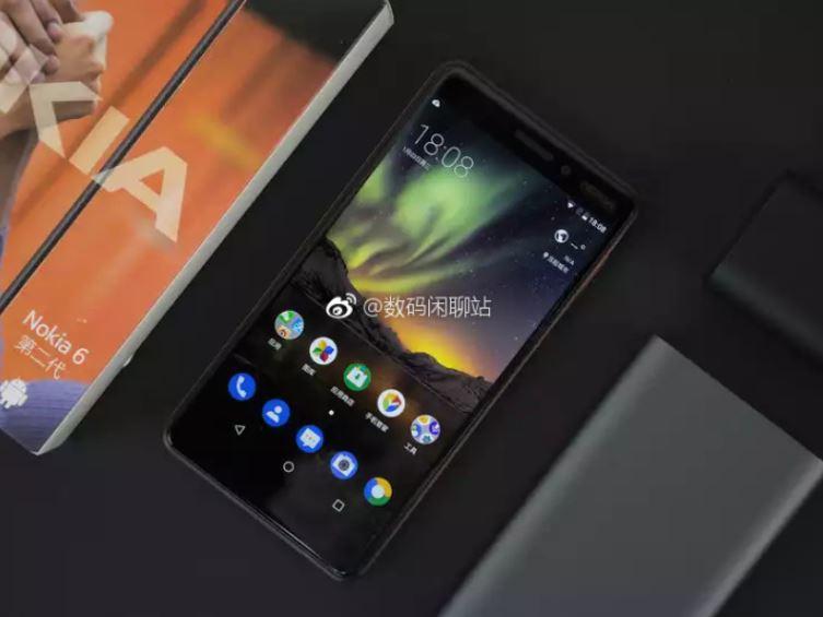 Nokia 6 Leak