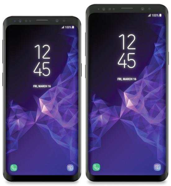 Samsung Galaxy S9 Dual Sim In Deutschland Wallpaper