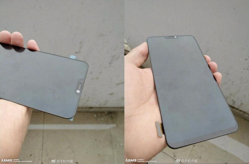 Vivo X30 Front Panel Leak