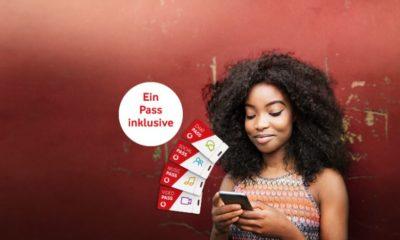 Vodafone GigaPass Header