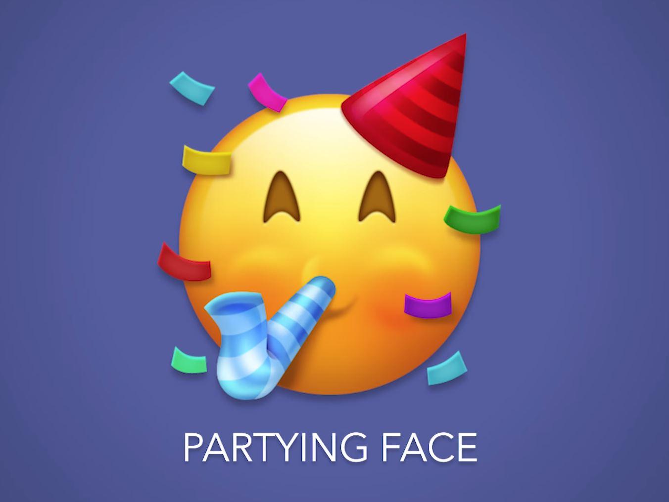 2018er Emojis Header