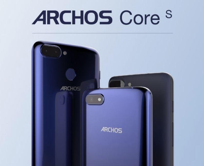 Archos Core S Serie 2018