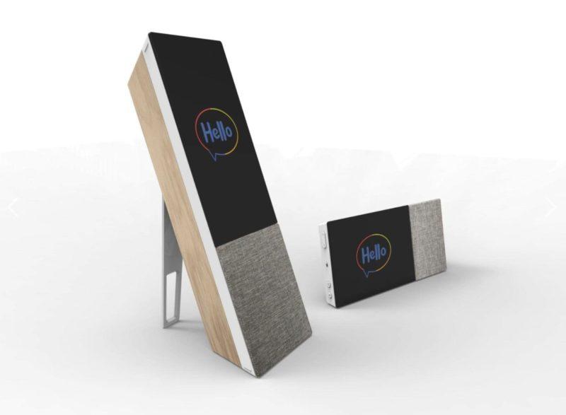 Archos Hello 7 und Hello 8.4: Smarte Lautsprecher mit Display