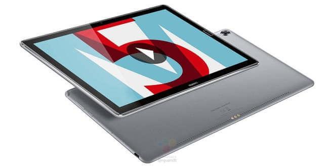 Huawei MediaPad M5 10 Header