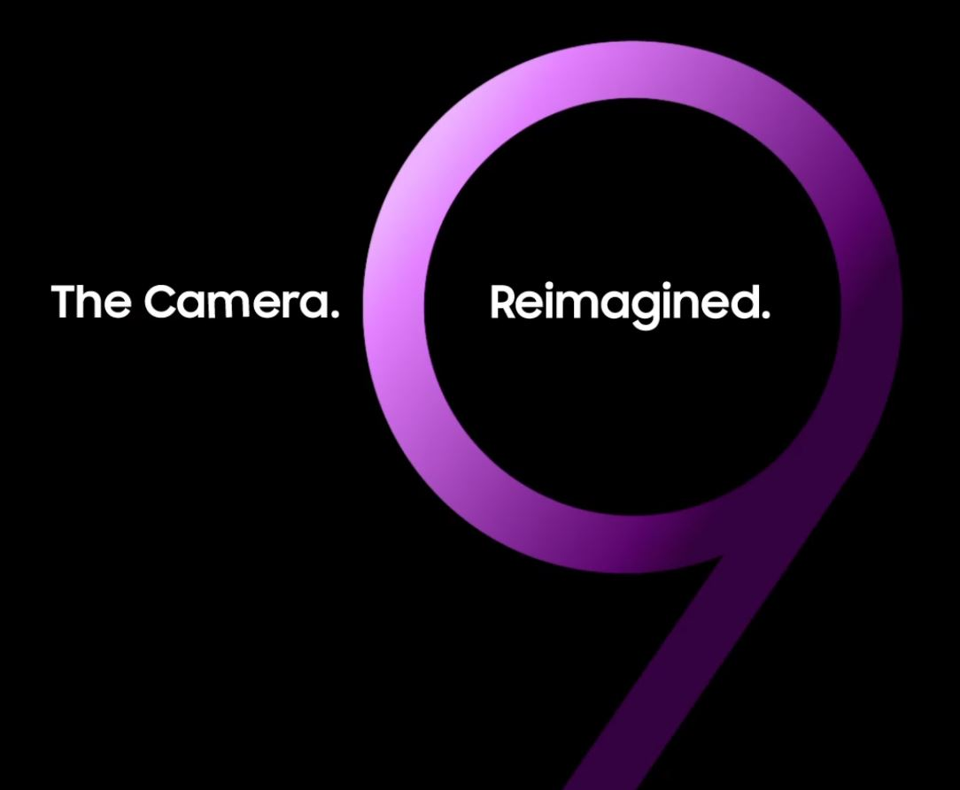 Samsung Galaxy S9 Teaser Video