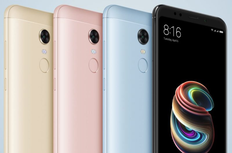 Xiaomi Redmi Note 5 & Redmi Note 5 Pro: Datenblatt verrät Details