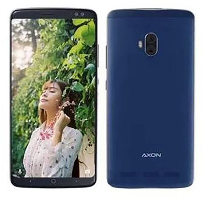 ZTE Axon 9 LeAk