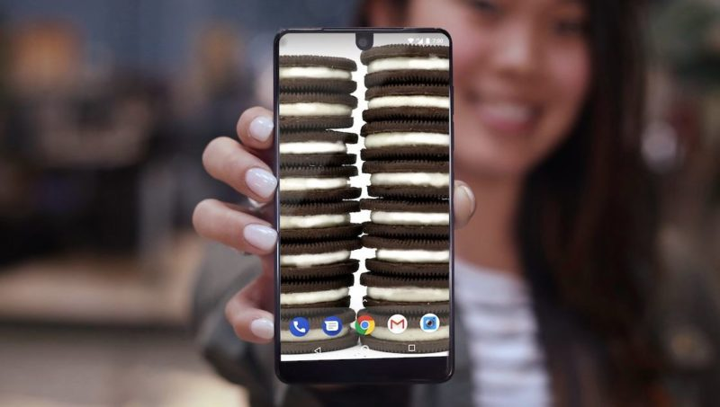 Essential Phone Oreo